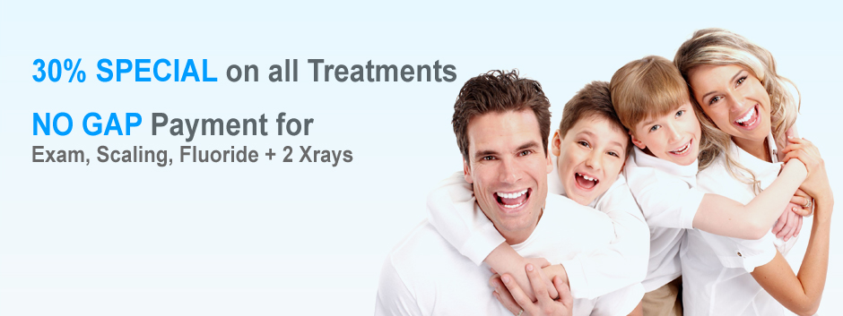 20% off on all treatments