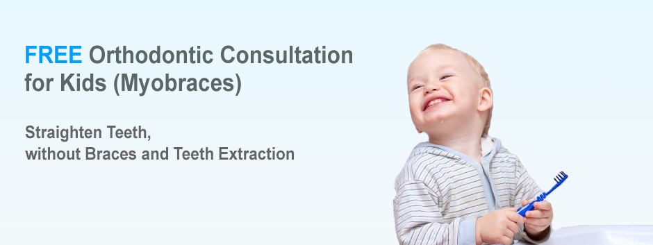 Free orthodontic consultation for kids